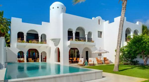 Cap Juluca entre os resorts mais caros do mundo