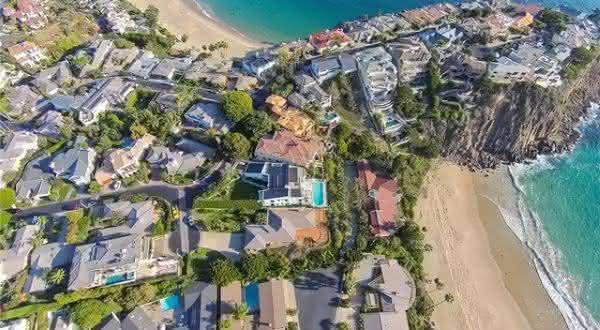 Emerald Bay Laguna Beach entre os condominios mais luxuosos do mundo