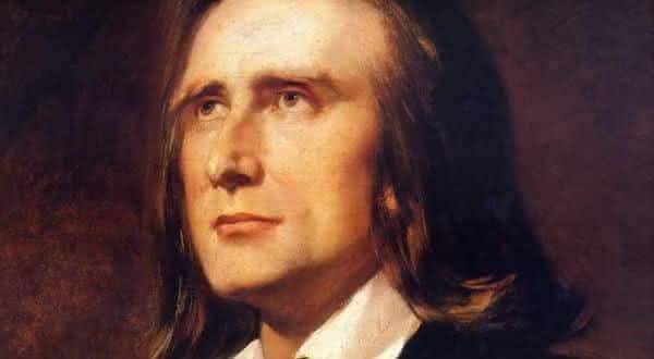 Franz Liszt entre os maiores compositores de todos os tempos
