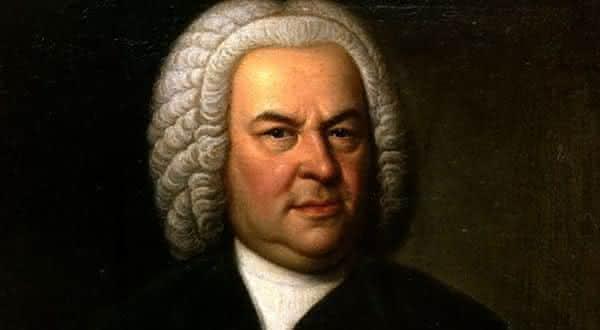 Johann Sebastian Bach entre os maiores compositores de todos os tempos