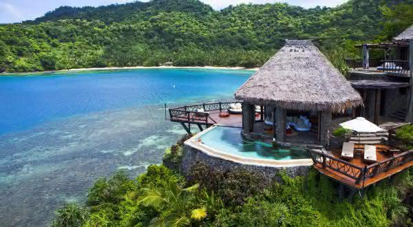 Top 10 resorts mais caros do mundo 2