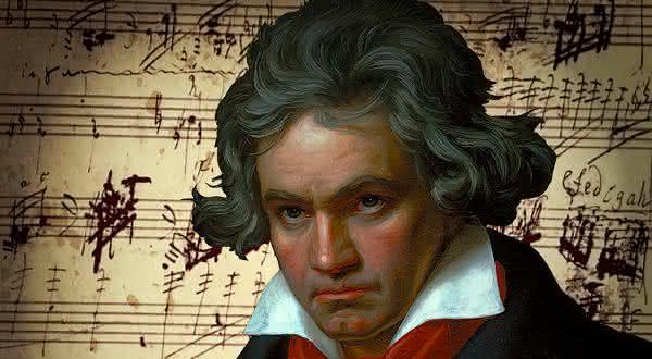 Ludwig van Beethoven entre os maiores compositores de todos os tempos