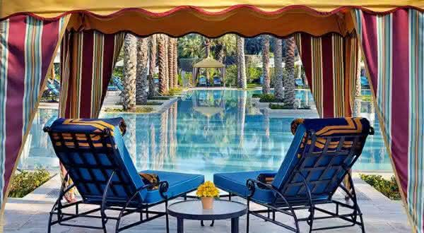 One and Only Royal Mirage Palace 3 entre os resorts mais caros do mundo