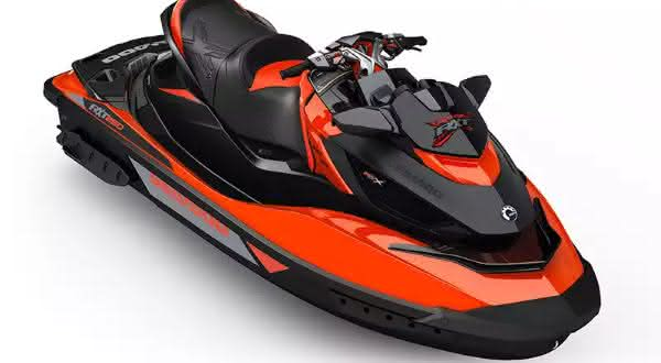 Sea-Doo RXT-X aS 260 entre os jetskis mais caros do mundo