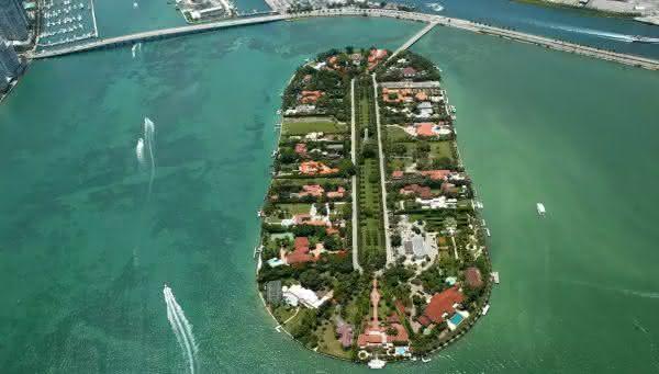 Star Island Miami Beach entre os condominios mais ricos do mundo