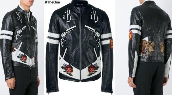 Western Leather Jacket by Dolce e Gabbana entre as jaquetas mais caras do mundo