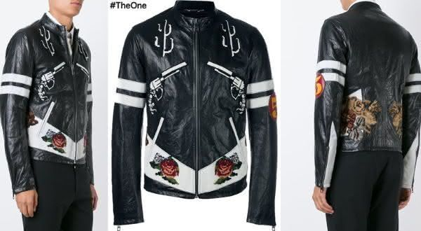 Western Leather Jacket by Dolce e Gabbana entre as jaquetas mais caras do mundo