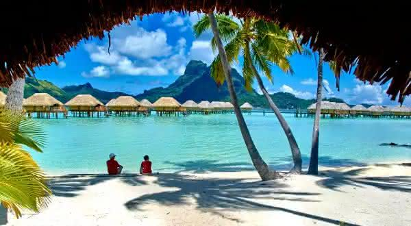 bora bora entre as praias mais luxuosas do mundo