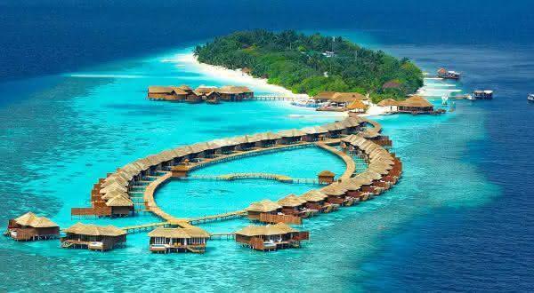 maldivas entre as praias mais luxuosas do mundo