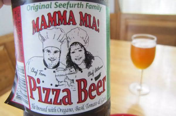 pizza beer entre as bebidas mais bizarras do mundo