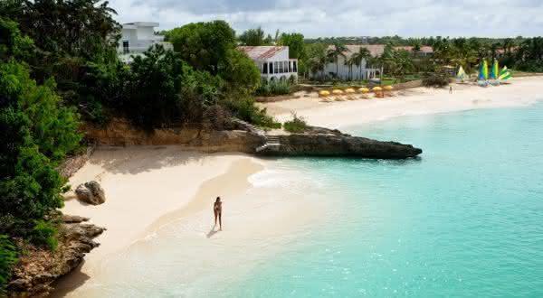 Anguilla entre os melhores destinos de lua de mel do mundo