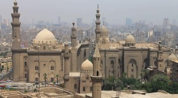 Egito entre os paises menos chuvosos do mundo