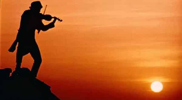 Fiddler on the Roof melhores filmes romanticos de todos os tempos