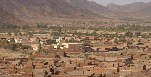 Mauritania entre os paises menos chuvosos do mundo