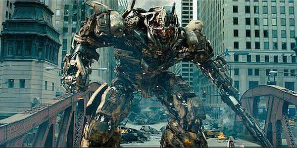 Megatron entre os Transformes mais poderosos de todos os tempos