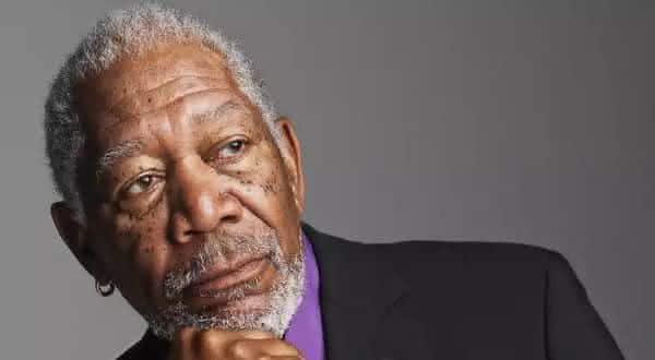 Morgan Freeman entre os atores de maior sucesso em bilheterias