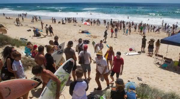 Queensland entre as águas com mais tubarões no mundo
