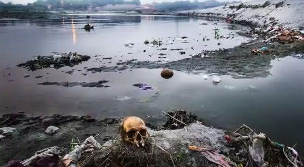 River Yamuna entre os lugares com as aguas mais contaminadas do mundo