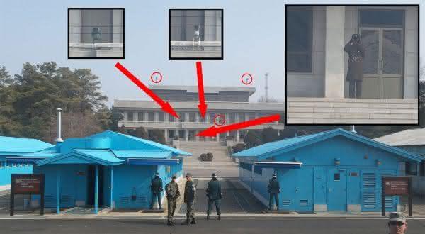 Zona Desmilitarizada da Coreia entre os lugares mais bem protegidos do mundo