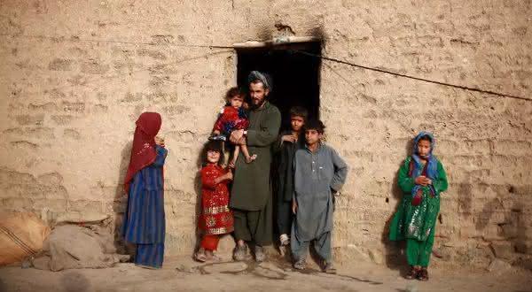afeganistão  entre os países com maior taxa de natalidade do mundo