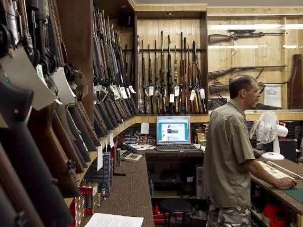 canada entre os paises mais faceis de comprar uma arma de fogo