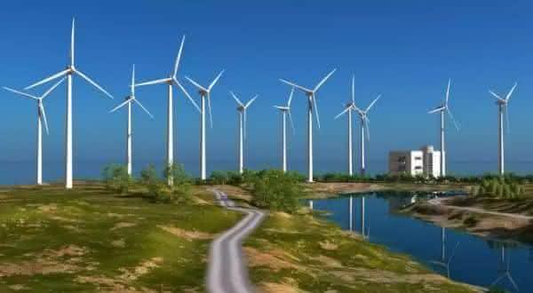 eolica entre as fontes alternativas de energia renováveis