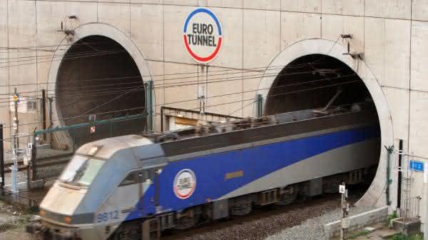 euro tunel entre os tuneis ferroviarios mais longos do mundo