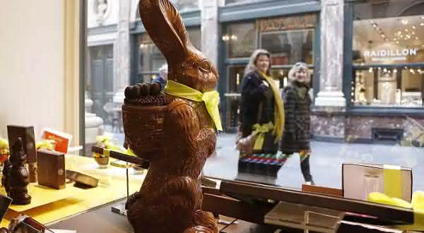 franca entre os maiores exportadores de chocolate do mundo