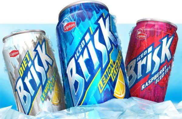 lipton entre os refrigerantes mais vendidos no mundo