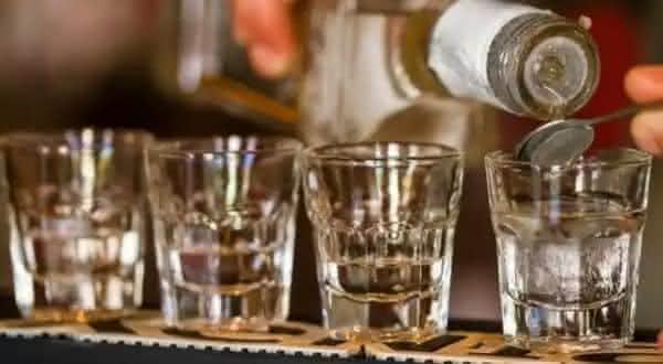 russia países com maior consumo de álcool no mundo