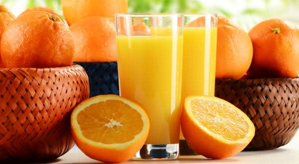 suco de laranja entre as bebidas mais consumidos no mundo