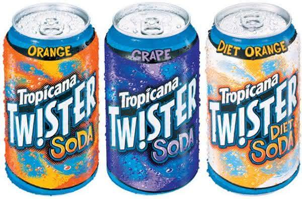 tropicana entre os refrigerantes mais vendidos no mundo