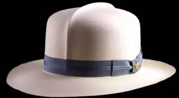 Brent Blacks Montecristi Panama Hats entre os chapeus mais caros do mundo