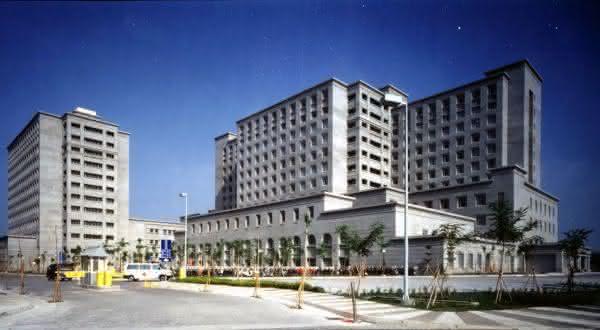 Buddhist Tzu Chi General Hospital entre os melhores hospitais clinicos do mundo