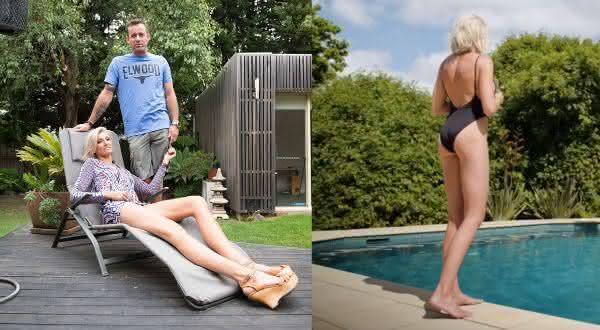 Caroline Arthur entre as mulheres com as pernas mais longas do mundo