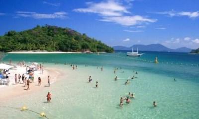 Costa Verde entre as melhores praias do rio de janeiro