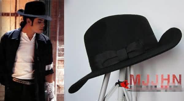 Michael Jackson entre os chapeus mais caros do mundo