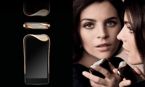 Savelli Diamond Night entre os smartphones android mais caros do mundo