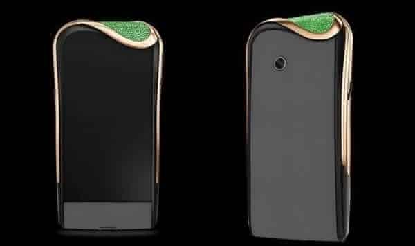 Savelli Emerald Night entre os smartphones android mais caros do mundo