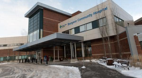 Sturgeon Community Hospital entre os melhores hospitais cirúrgicos do mundo