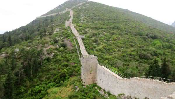 The Walls of Ston entre os muros mais famosos do mundo