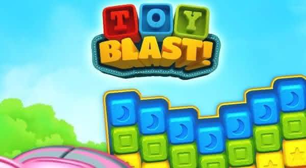 Toy Blast tra i giochi