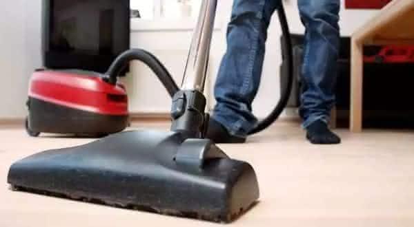 aspirador de po entre os lugares seguros para esconder objetos de valor em sua casa