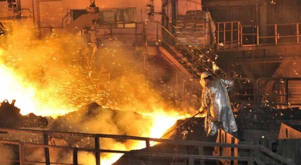 brasil entre os maiores paises produtores de ferro do mundo