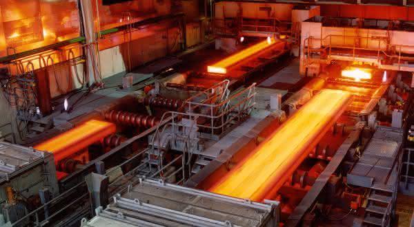ira entre os maiores paises produtores de ferro do mundo