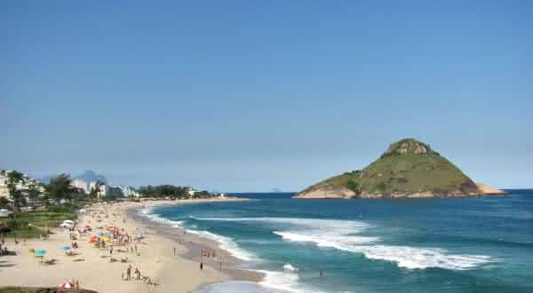 praia do recreio entre as melhores praias do rio de janeiro