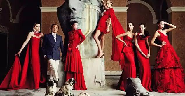 valentino entre as marcas de roupas mais caras do mundo