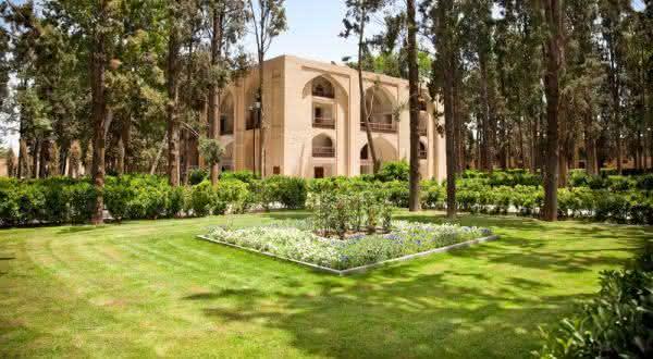 Bagh-e-Fin entre os jardins mais bonitos do mundo
