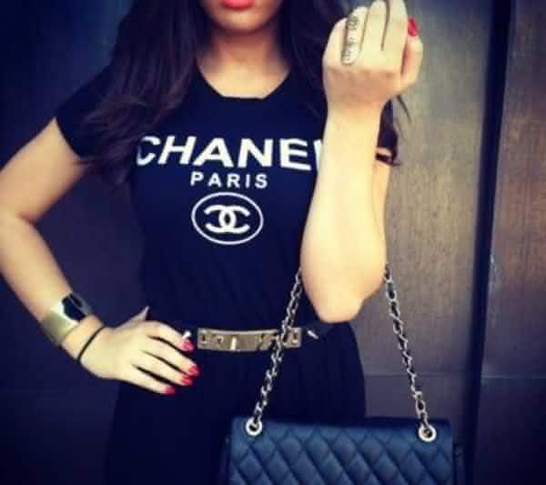 Chanel entre as marcas de camisetas mais caras do mundo