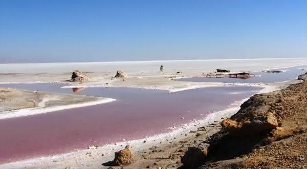 Chott el Djerid entre os desertos de sal mais incriveis do mundo